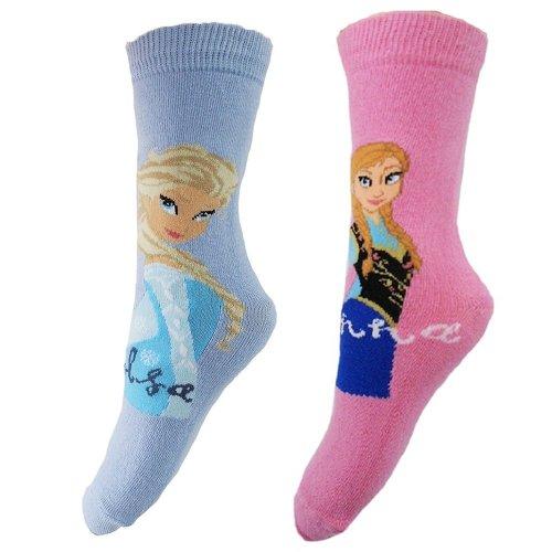 Frozen Socks - Pack of 2 - D2