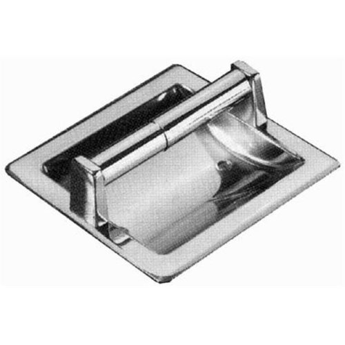 Liberty Hardware Bath Unlimit Futura Recess Paper Holder  D2497PC