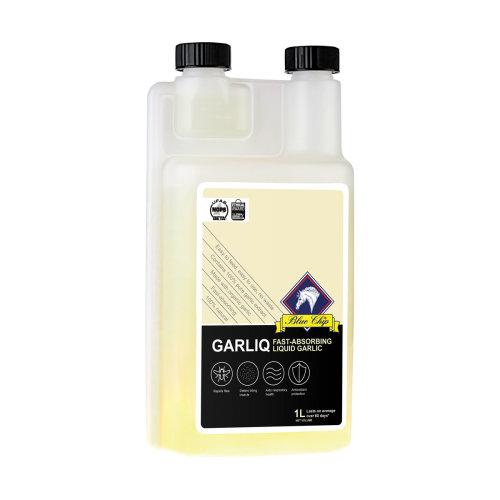 Blue Chip Feed Garliq Liquid Horse Supplement