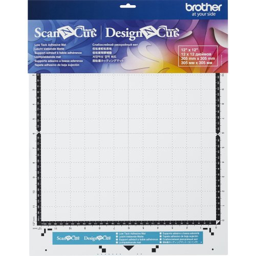 "Brother ScanNCut Low Tack Mat 12""x12""-Low Tack"