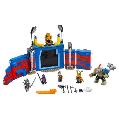 LEGO 76088 Thor vs. Hulk: Arena Clash