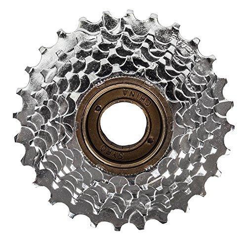 Sunlite 7Spd Freewheel 14 28T Silver
