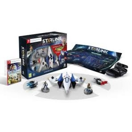 Nintendo Switch Game Bundle Starlink - Battle for Atlas