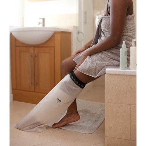 LimbO Half Leg Cast Cover | Waterproof Cast Cover