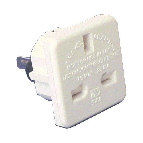 Travel Adaptor (UK to Australian/US) 7.5A
