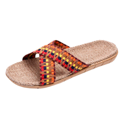 Ladies House Slippers Casual Slipper Indoor & outdoor Anti-Slip Shoes NO.26