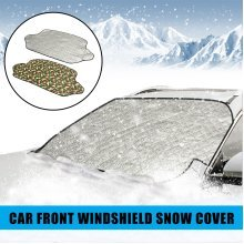 Universal 4 Seasons Car Front Windshield Snow Cover