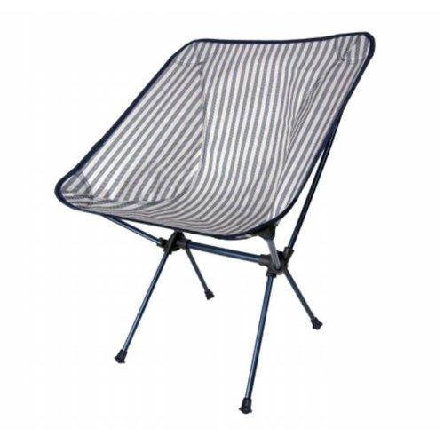 TravelChair7789ASTR C-Series Joey Stripe Lightweight Aluminum Folding Camp Chair