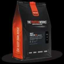 The Protein Works Whey Protein 80 (Concentrate)