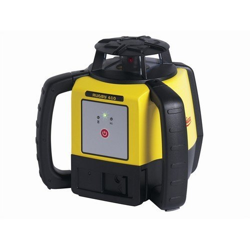 Leica Geosystems 6008612 Rugby 610 Rotating Laser Basic Alkaline
