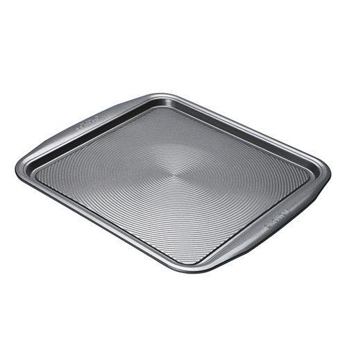 Circulon Momentum Bakeware Carbon Steel 40x32 cm Non-Stick Square Oven Tray - Grey