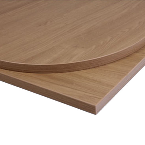 Taybon Laminate Table Top - Oak Square - 900x900mm