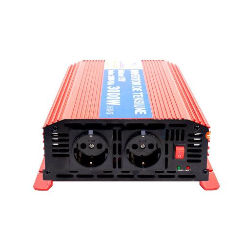 Inverter voltage PNI L3000W power supply 12V 230V output
