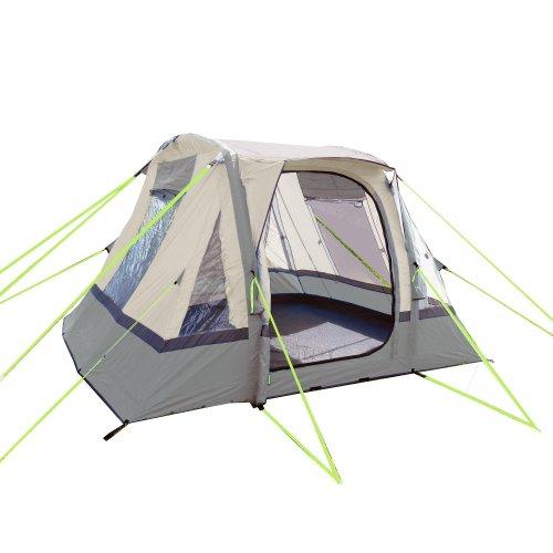 OLPRO Cubo Breeze Camper Van Driveaway Awning (Sage Green/ Chalk)