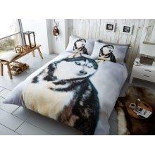 Husky Duvet Cover Bedding Set