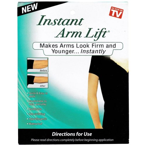 Instant Arm Lift Lifting Stripes Against Flabby and Sagging Arms