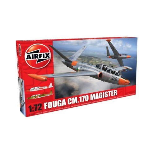 Air03050 - Airfix Series 2 - 1:72 - Fouga Magister