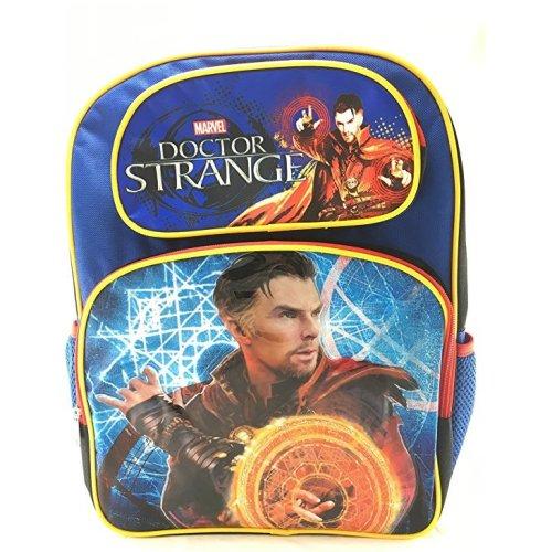 "Backpack - Marvel - Dr. Strange - Movie 16"" School Bag New 657796"