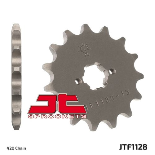JT 13 tooth front sprocket for Aprilia RS RS4 RX SX 50 Derbi GPR Senda