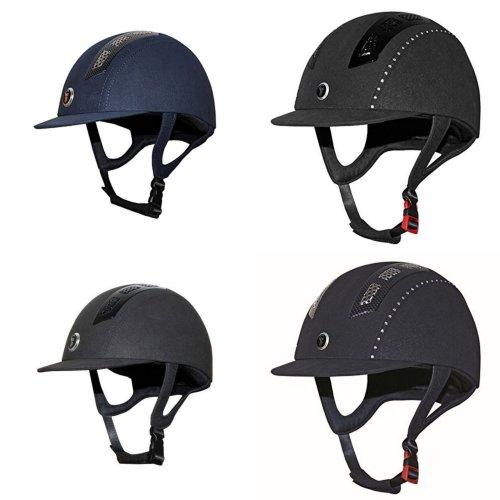 Gatehouse Suedette Chelsea Air Flow Pro Riding Hat