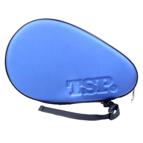 High Quality PingPong Paddle Case Table Tennis Racket Bag, Blue