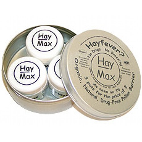 Haymax Haymax Mixed 3 for 2 Triple Packtm Organic Pollen