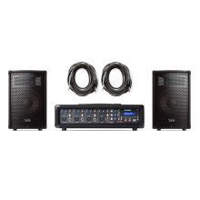 Alesis A System In A Box - 280 Watt 4 Channel PA System