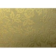 A4 120gsm Gold Rose Foil Paper Pack - Gold Rose - Gold Foil Paper Metallic Arts Crafts Artist Materials Stationary