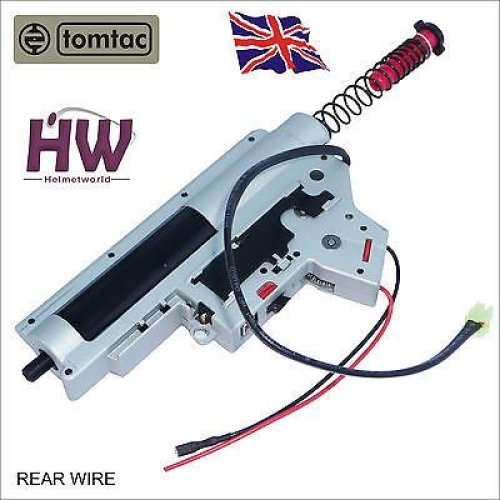 Airsoft Aeg 8Mm Full Gearbox M4 V2 Rear Wire Qd Aps Quick Release Tokyo Marui