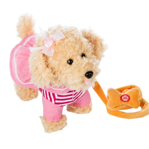 Walking Actions with Music Puppy Dog Toy