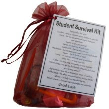 Student Survival Kit Gift | New Student Keepsake Gift