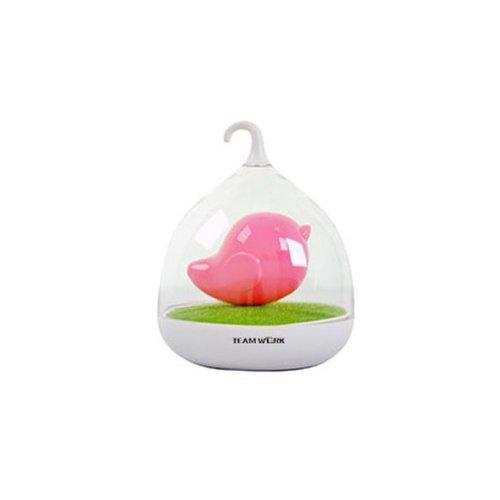 LED Light,USB Lamp,Cartoon Lamp,Flexible Light [Pink]