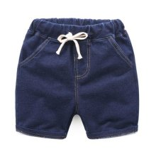 Baby Boy Short Pants Cute Short Pants for Summer Suitable for 130cm [F]