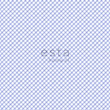 wallpaper rhombus motif blue - 115714