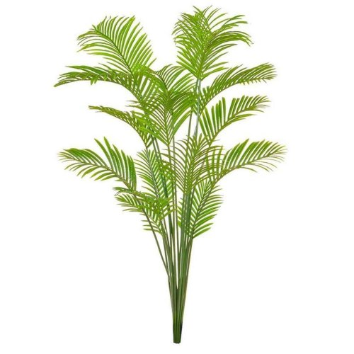 Artificial Large Paradise Palm Bundle - 120cm - Green Tropical Fern Leaves
