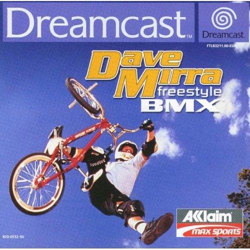Dreamcast - Dave Mirra Freestyle BMX