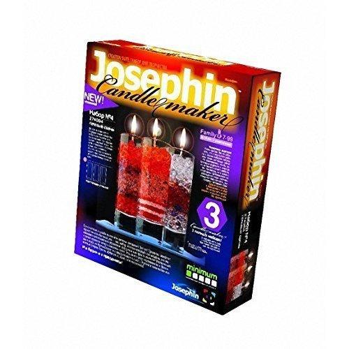No. 4 Candlemaker Craft Set - Josephin Number Elf27400 -  josephin 4 candlemaker set number elf274004