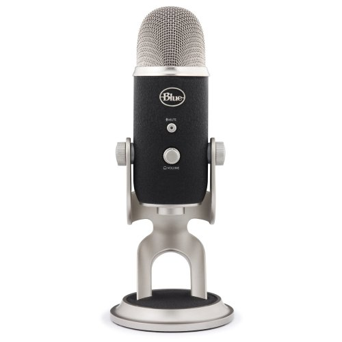 Blue Microphones Yeti Pro Edition USB Microphone -Black/Silver