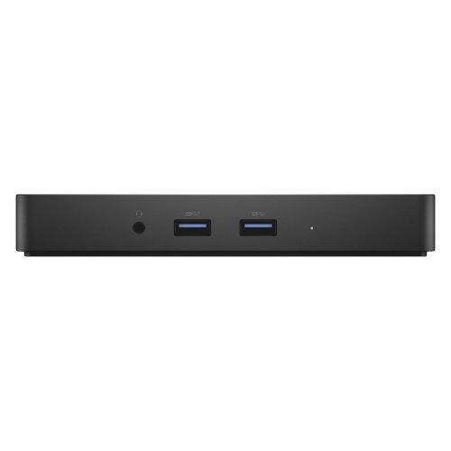 DELL WD15 USB 3.0 (3.1 Gen 1) Type-C Black
