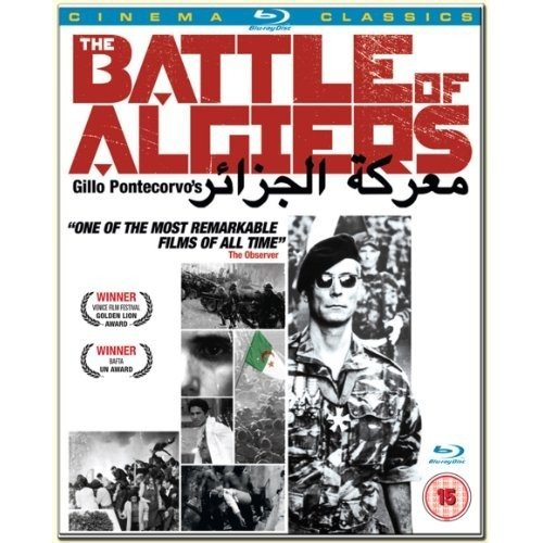 The Battle of Algiers [blu-ray]
