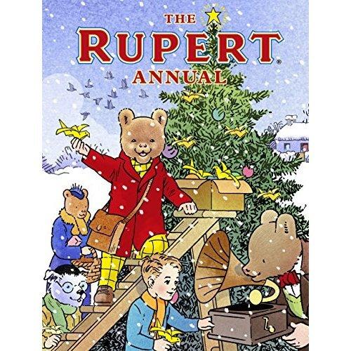 Rupert Annual 2018 (Egmont Annuals 2018)