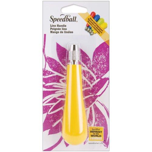 Speedball Lino Handle-Yellow