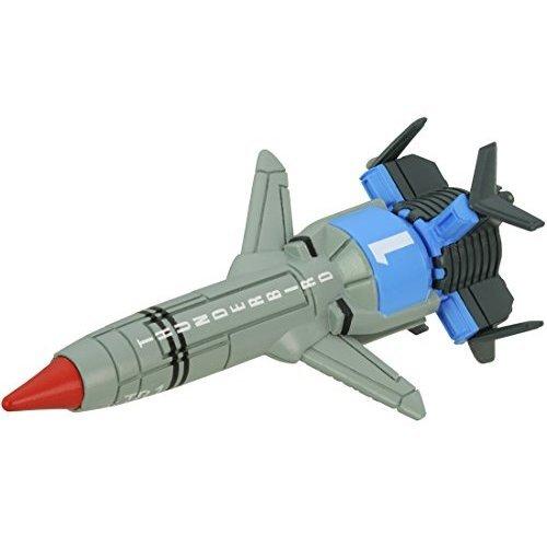 Thunderbird Tomica 01 Thunderbird No. 1