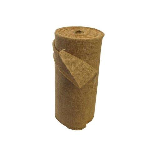 15IN-Burlap-50Yard 50 Yards Burlap Fabric, Natural - 15 in.
