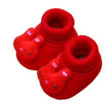 Cute Newborn Baby Boy Girls Shoes Toddler Booties Infant Walking Shoes Baby Shower Gift, #06
