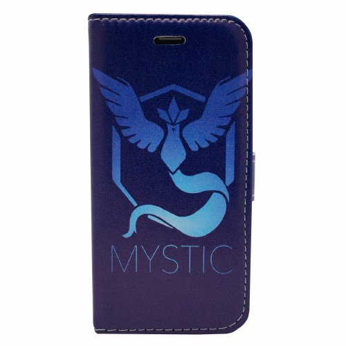 c3720f6cfc iPhone 5/5s Pokemon PU Leather Flip Wallet Case / Cover with Magnetic Strap  for Apple iPhone 5s 5 SE / Screen Protector & Cloth / iCHOOSE / Team... on  OnBuy