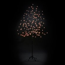 (Copper Glow, 5ft/150 LED) Blossom Christmas Tree | Indoor & Outdoor LED Tree