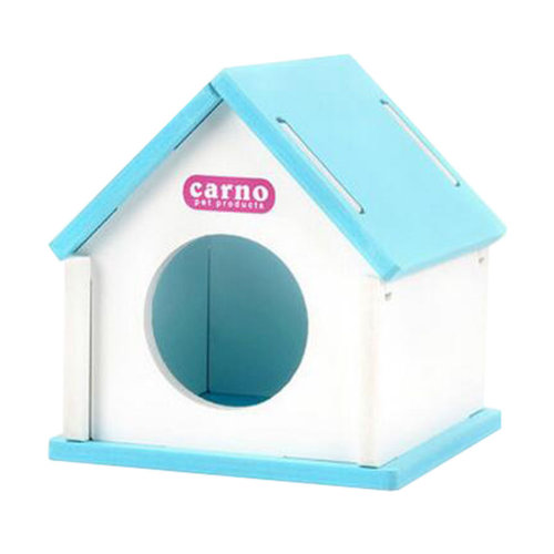 Cute Hamster Hideout Hut, Cute Wooden Bedding for Small Animals?N