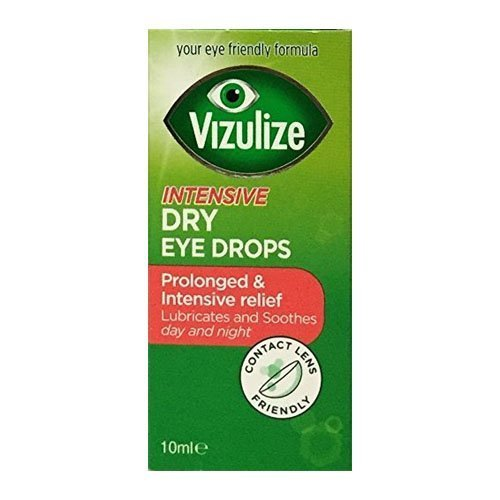 Vizulize Intensive Dry Eye Drops, 10 ml