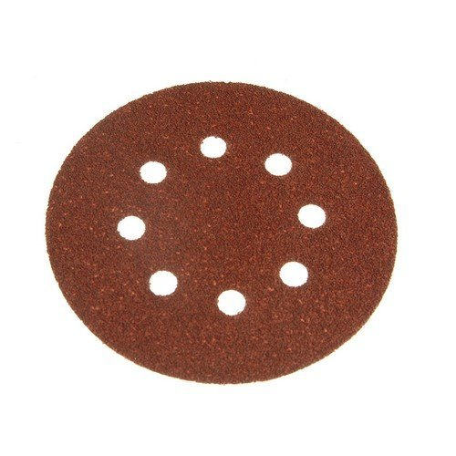 Black & Decker X32032 Perforated Sanding Discs 125mm Medium Coarse Pack of 5